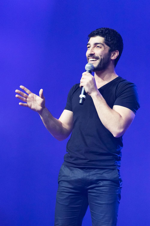 Noman Hosni au Festival de Montreux